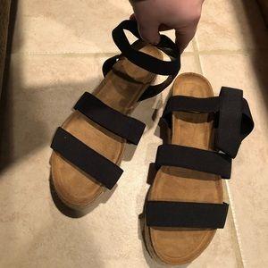 Fake Steve Madden Summer Sandals